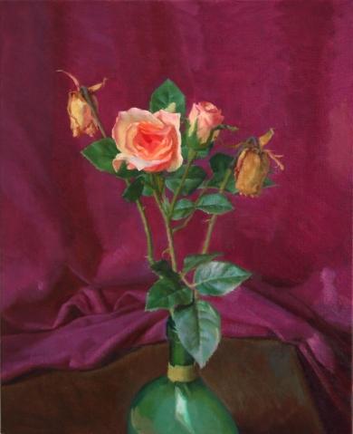 kerryDunn-RosesInAGreenBottle-Large